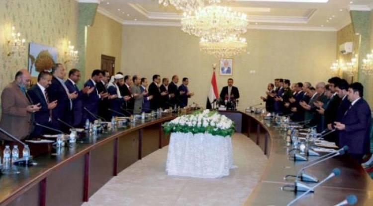 الحكومة اليمنية متمسكة بإنهاء الانقلاب... وغريفيث يعلن زيارة الرياض وعدن قريباً