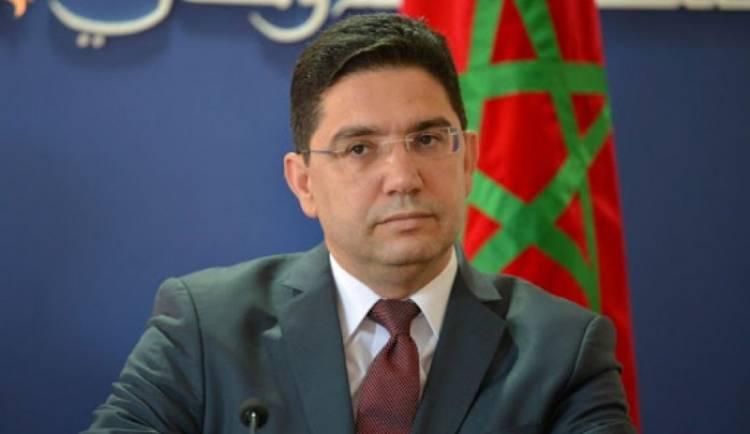 وزير الخارجية المغربي: الحوار الليبي ملك لأصحابه والأمم المتحدة عامل مساعد