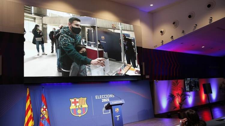 هل يفوز صديق ميسي؟... موعد الإعلان الرسمي عن رئيس نادي برشلونة الجديد