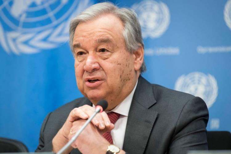 الأمم المتحدة توصي بإنشاء فريق مراقبين في ليبيا