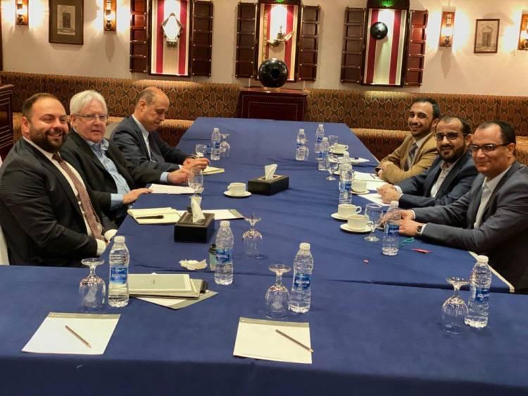 تقرير يكشف تعثر جهود المبعوثين الأممي والأميركي والاشتراطات الحوثية الجديدة ؟!