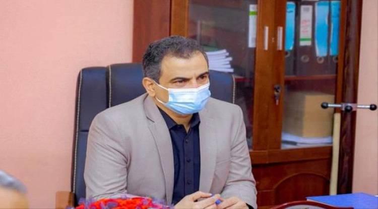 محافظ العاصمة عدن يوجه مكتب الصحة بالرفع باحتياجات مركز الامل بصورة عاجلة
