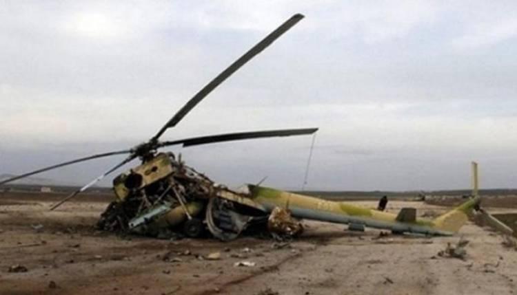مصرع طيار في تحطم مروحية جنوب روسيا