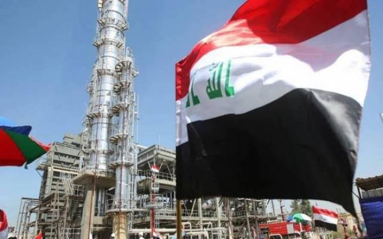 العراق: صادرات النفط الخام لشهر أبريل حققت إيرادات أكثر من 5.5 مليار دولار
