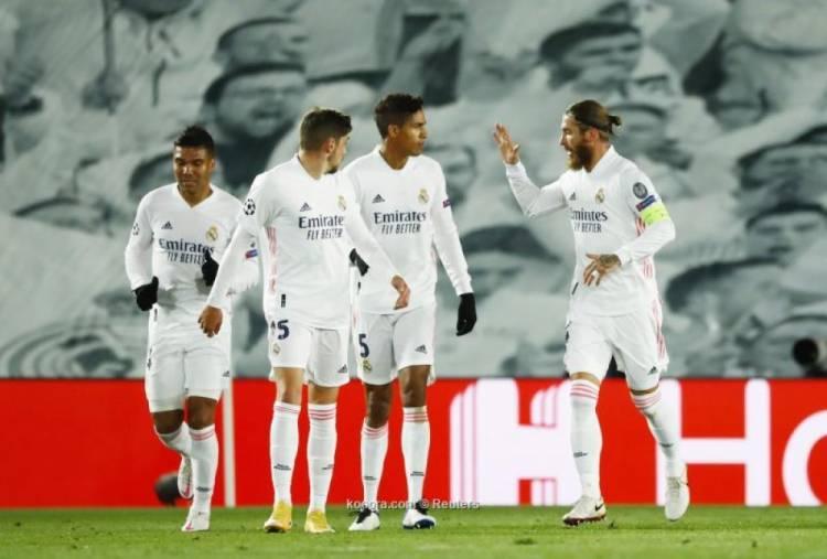 تأكد غياب نجم ريال مدريد أمام تشيلسي