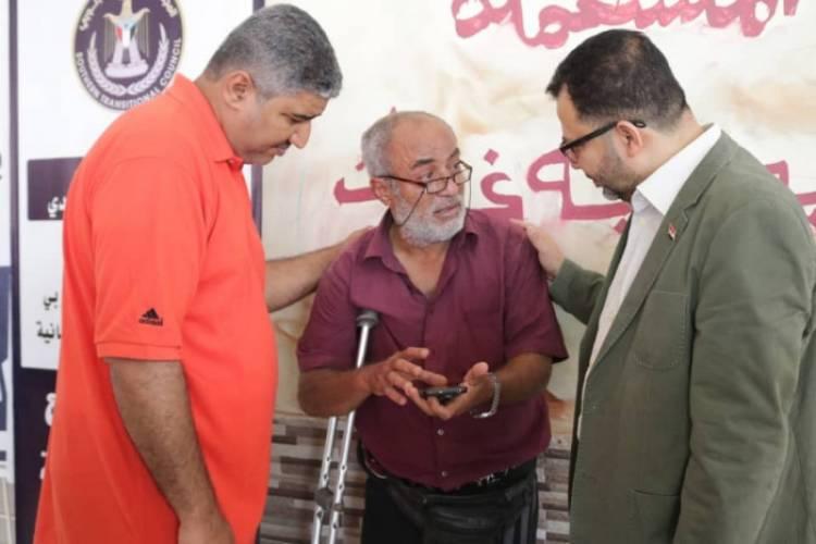 برعاية الزُبيدي.. 18 ألف سلة غذائية لأسر شهداء والجرحى