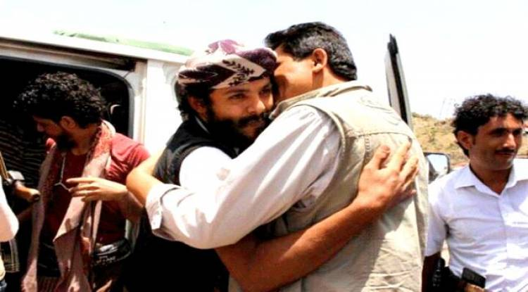 تبادل أسرى بين الشرعية والحوثيين..انفراجة اخرى مرتقبه