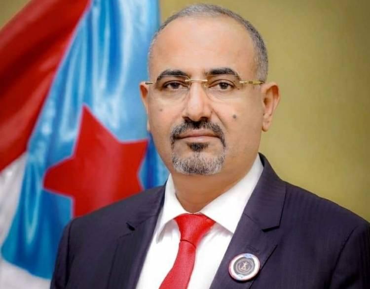 قرار مهم صادر عن الرئيس القائد عيدروس الزبيدي