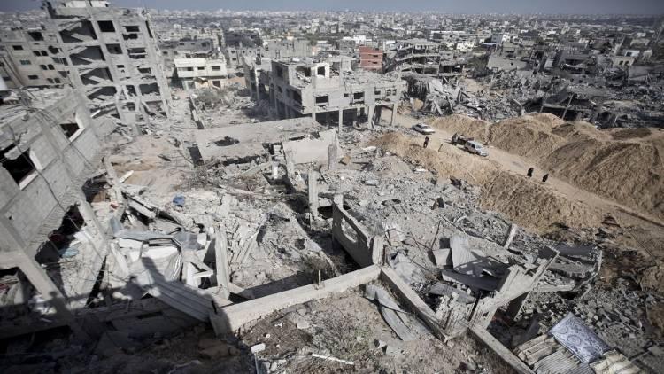 """""""الإسكان"""" الفلسطينية: 9350 منزلا تضرر بفعل الغارات الإسرائيلية على غزة"""