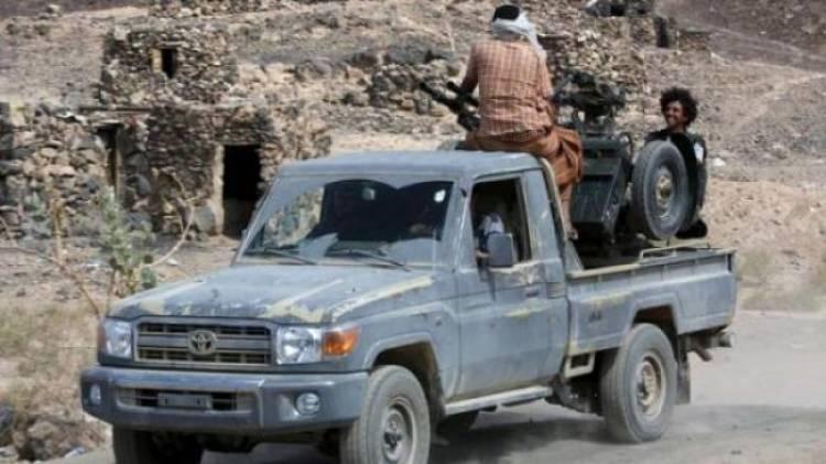 القوات الجنوبية تفشل هجوم حوثي شمال محافظة لحج