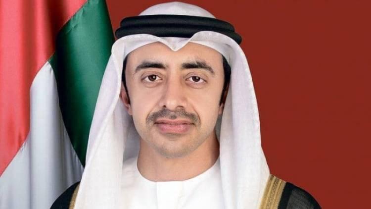 الشيخ عبد الله بن زايد يستقبل وزيرة خارجية ليبيا