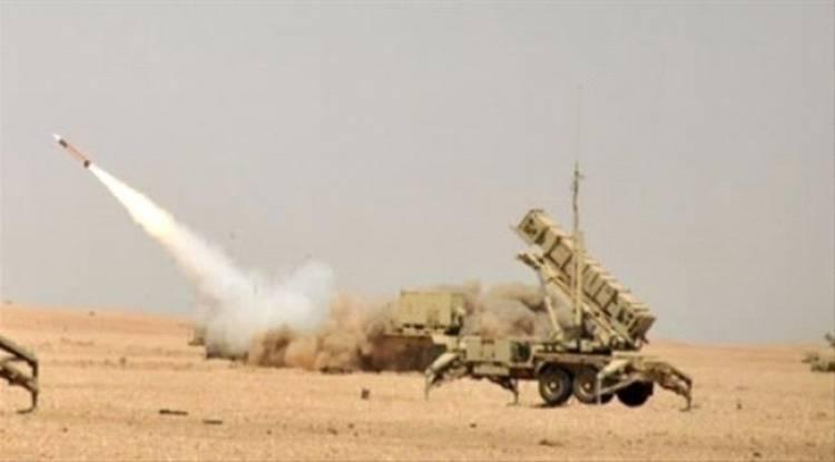 التحالف يعترض طائرة مفخخة حوثية جنوب السعودية ودمرها