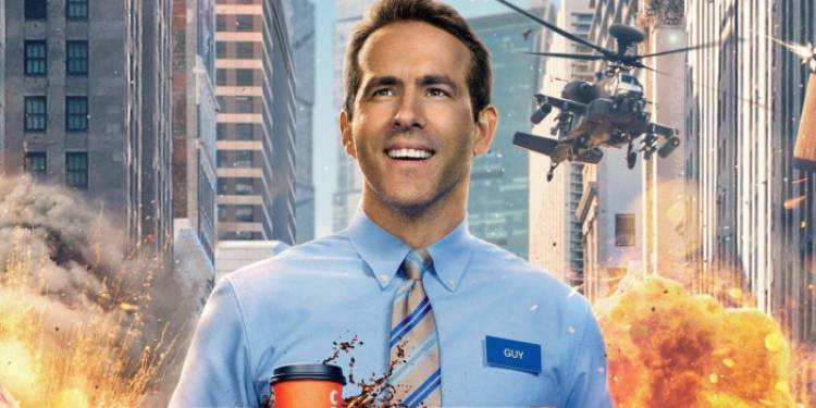 فيلم Free Guy يتخطى 324 مليون دولار
