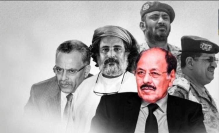 الشرعية الإخوانية تصر على اللعب بالنار وإشهار سلاح الأزمات المعيشية في محافظة شبوة